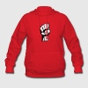 Raised fist Hoodies - Women's Hoodie