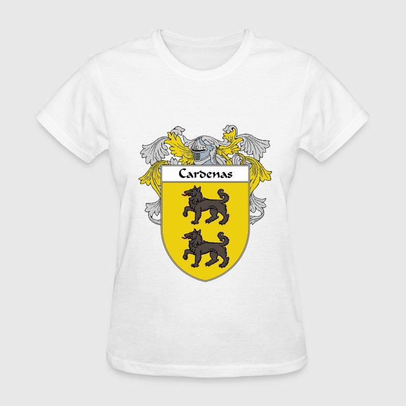 Cardenas Coat of Arms/Family Crest - Women's T-Shirt