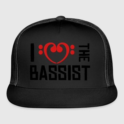 I love the Bassist Bags  - Trucker Cap
