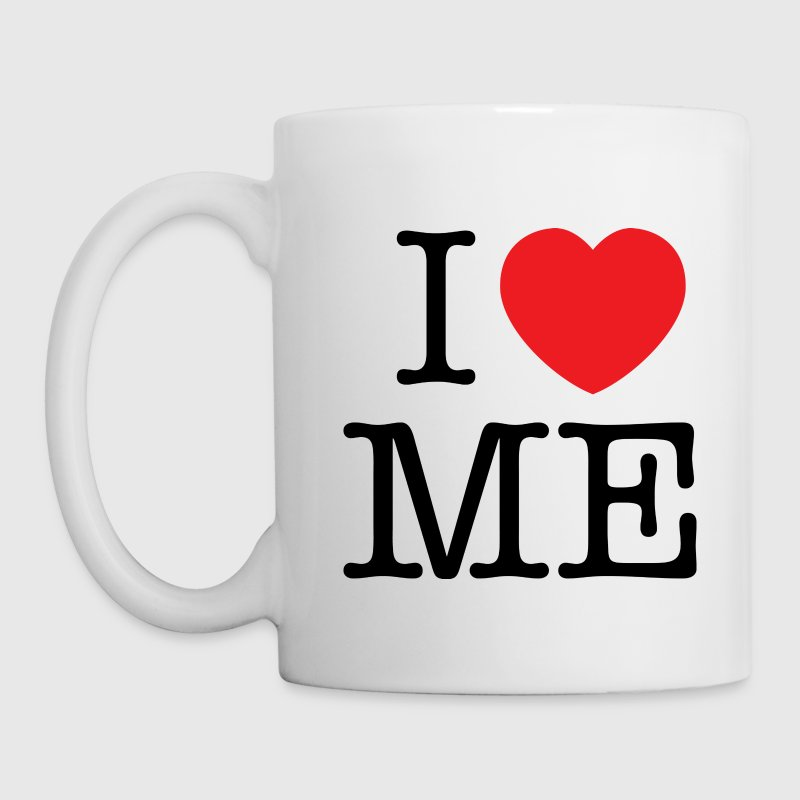 I Love Me Coffee Mug - Coffee/Tea Mug