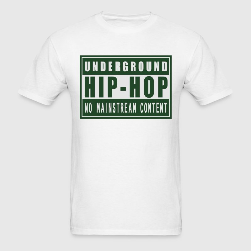 Underground Hip-Hop flex T-Shirts - Men's T-Shirt