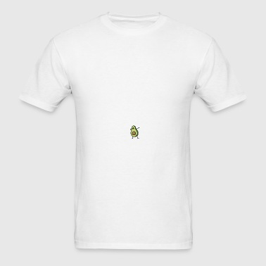 Avocado dab dabbing Phone & Tablet Cases - Men's T-Shirt