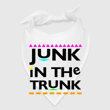 Junk In The Trunk Buttons - Bandana