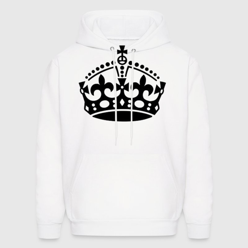 Kings Crown Hoodies - Men's Hoodie