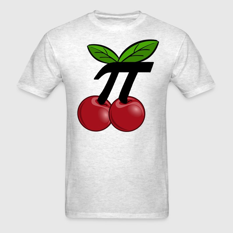 Cherry Pi - Men's T-Shirt