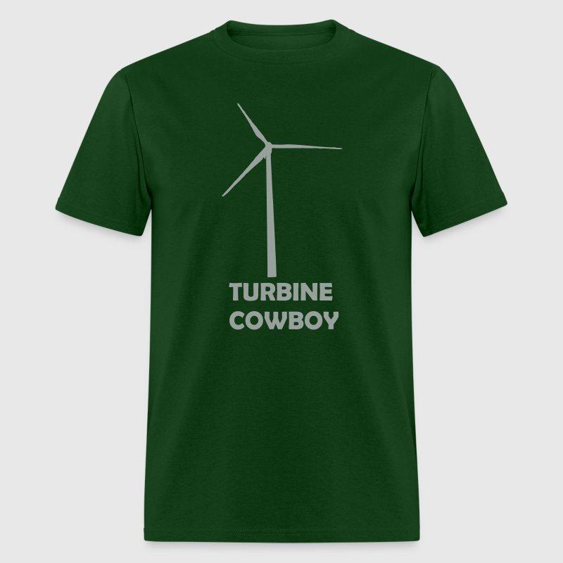 Turbine Cowboy T Shirt Designs