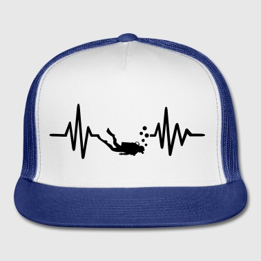 Diving Mugs & Drinkware - Trucker Cap