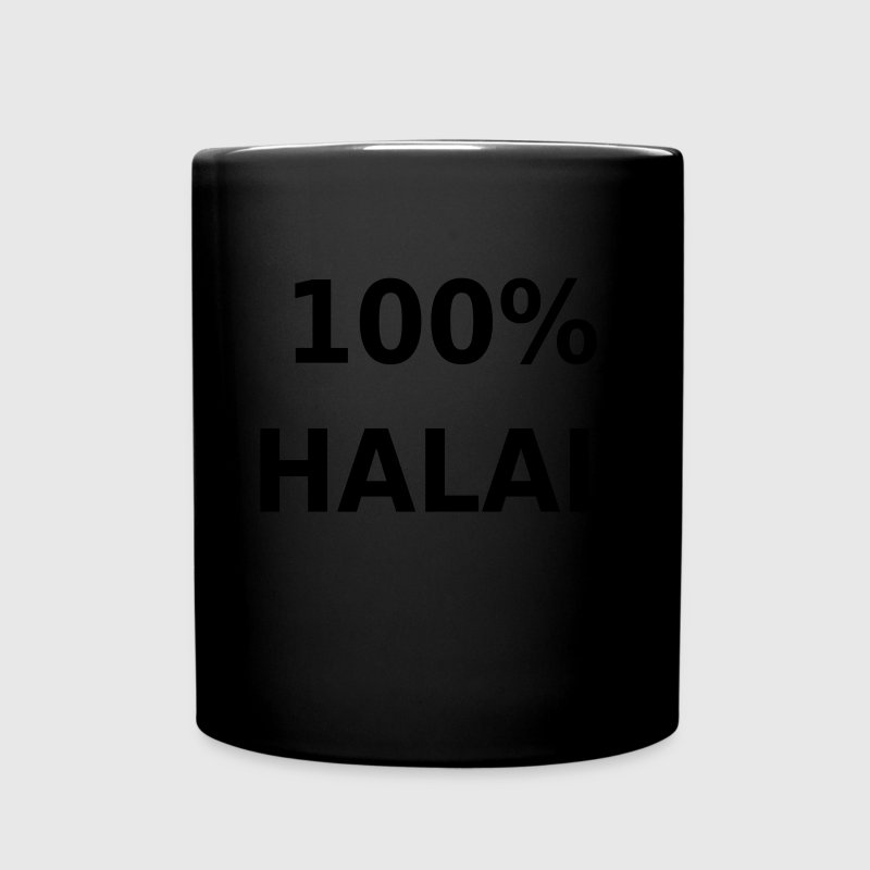 100% Halal Mugs & Drinkware - Full Color Mug