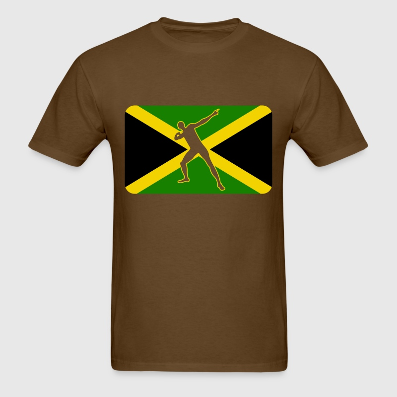 Usain Bolt Jamaica - Men's T-Shirt