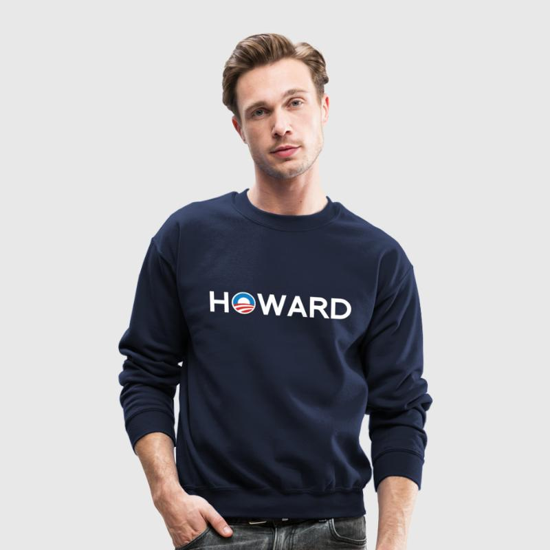 Howard for Obama - Crewneck Sweatshirt