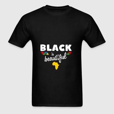 Black is beautiful Bags & backpacks - Men's T-Shirt
