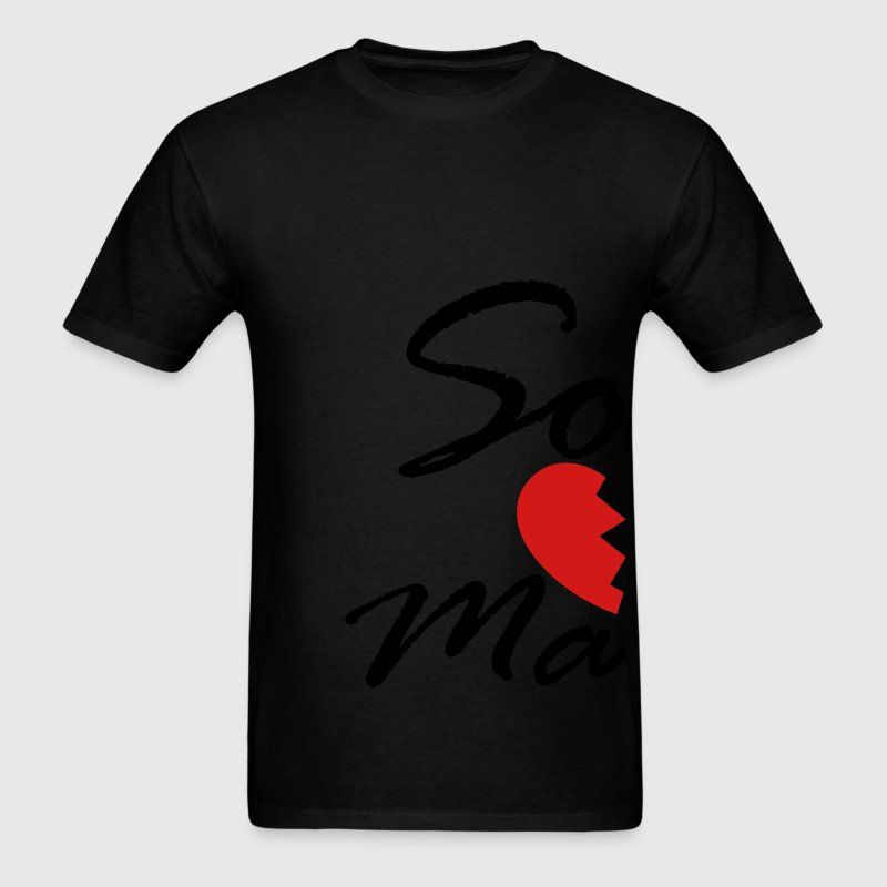 soul mate - right T-Shirts - Men's T-Shirt