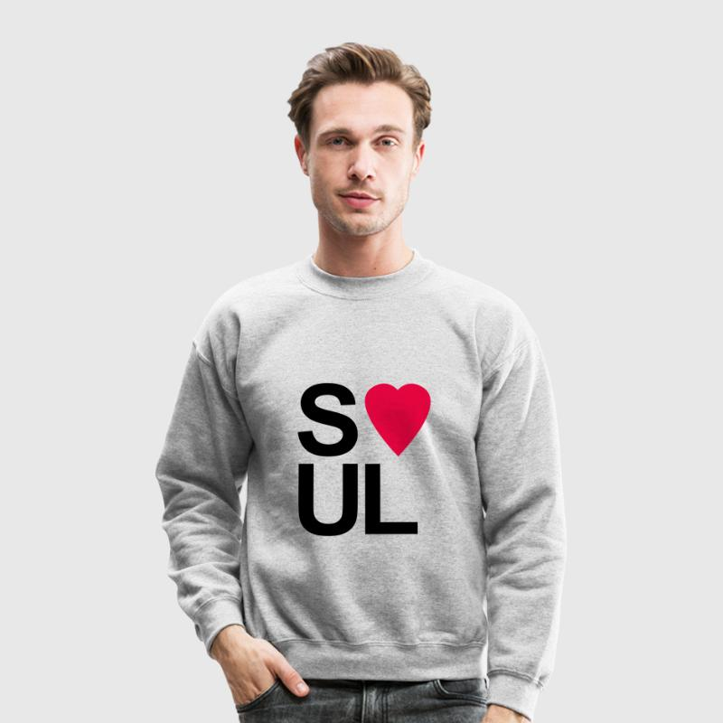 Soulmate SOUL Pair Couple Shirt - Crewneck Sweatshirt
