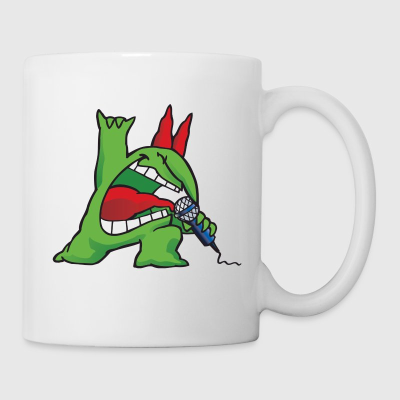 Just For Laughs Gags Victor rockstar Accessories - Coffee/Tea Mug