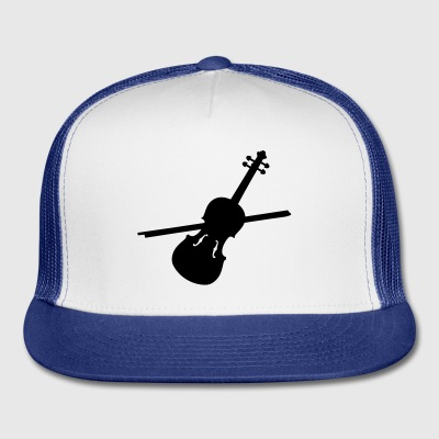 Violin Buttons - Trucker Cap
