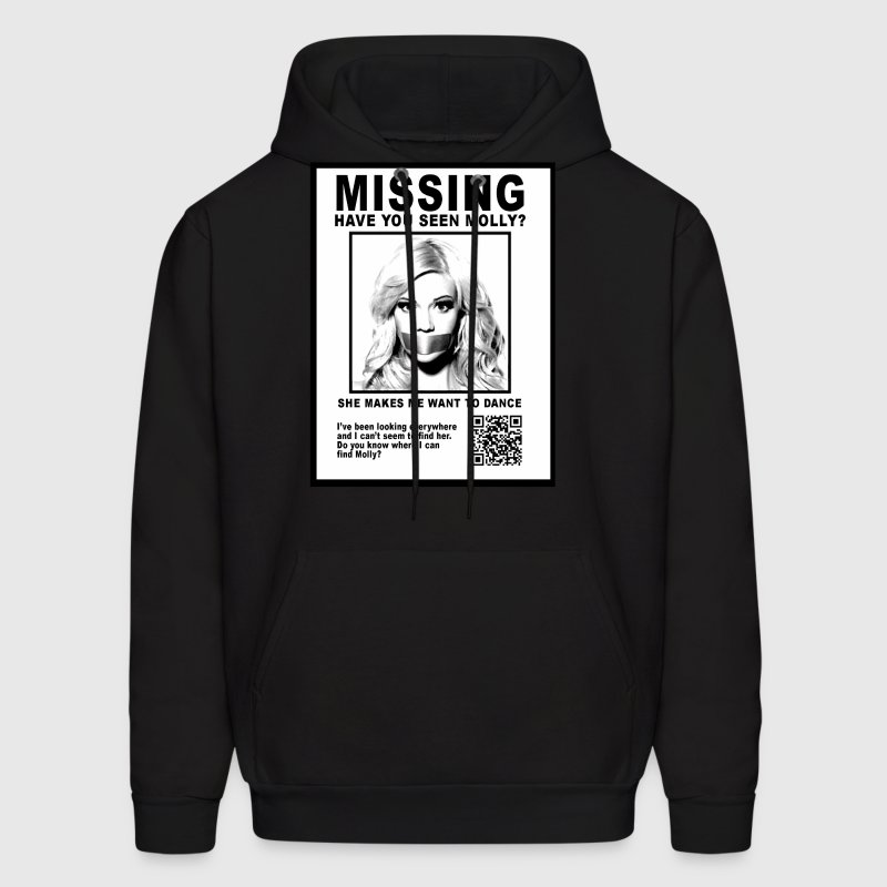 have you seen molly Hoodies - Men's Hoodie