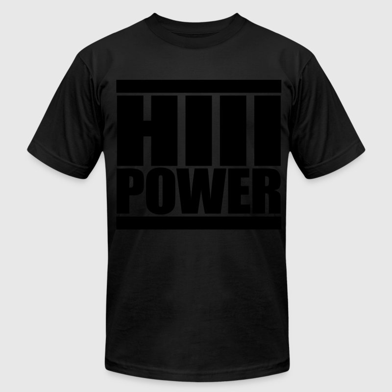 HiiiPOWER T-Shirts - stayflyclothing.com - Men's Fine Jersey T-Shirt