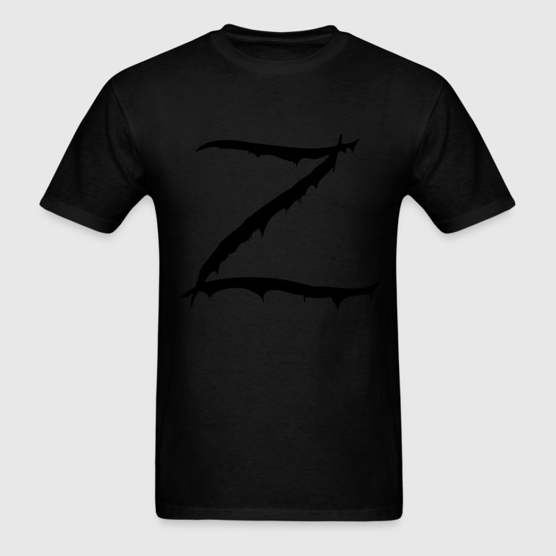 Z Zorro - Men's T-Shirt
