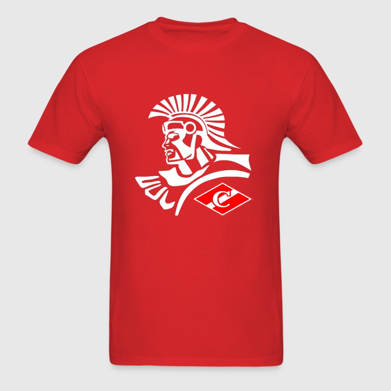 Spartak Gladiator Football Soviet Sport Club t-shi - Men's T-Shirt