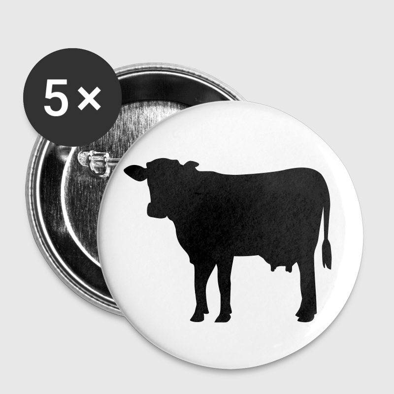 Cow Buttons - Large Buttons