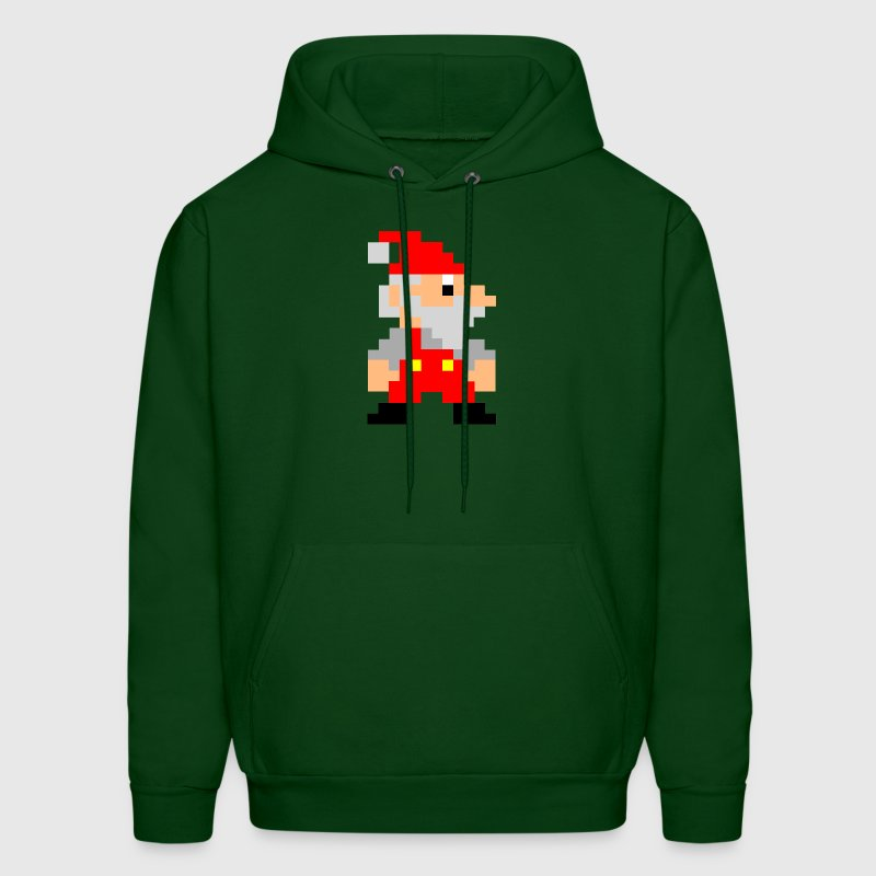 Super Mario Brothers Christmas Shirt - Men's Hoodie