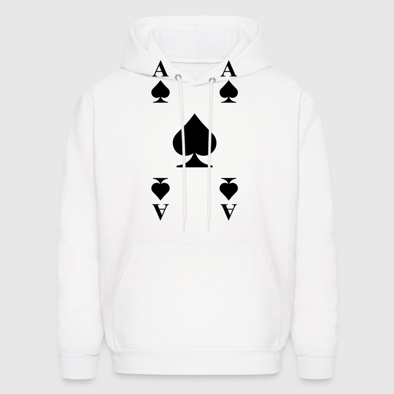 Ace of Spades Hoodies - Men's Hoodie
