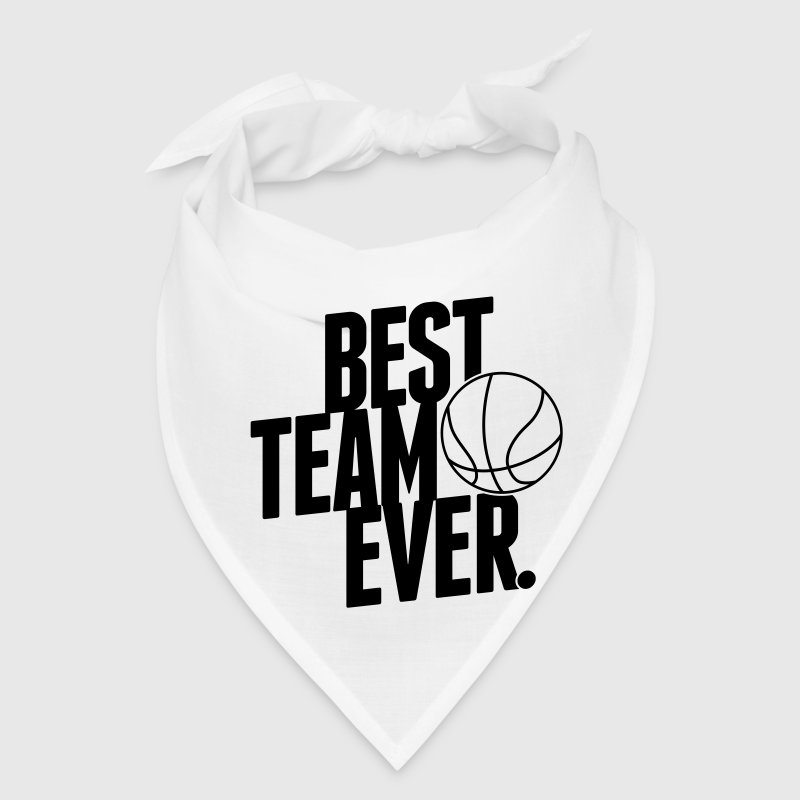 Best Team ever - Basketball Caps - Bandana