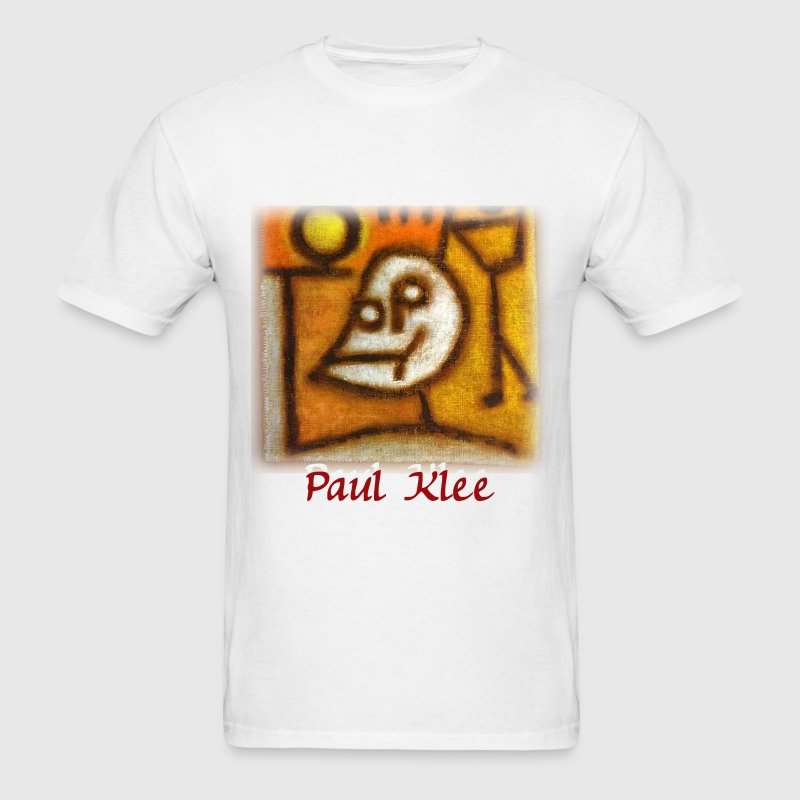 Paul Klee - Death and Fire - Men's T-Shirt