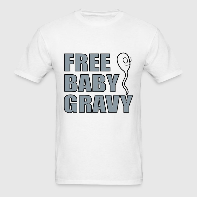 Baby Gravy - Men's T-Shirt