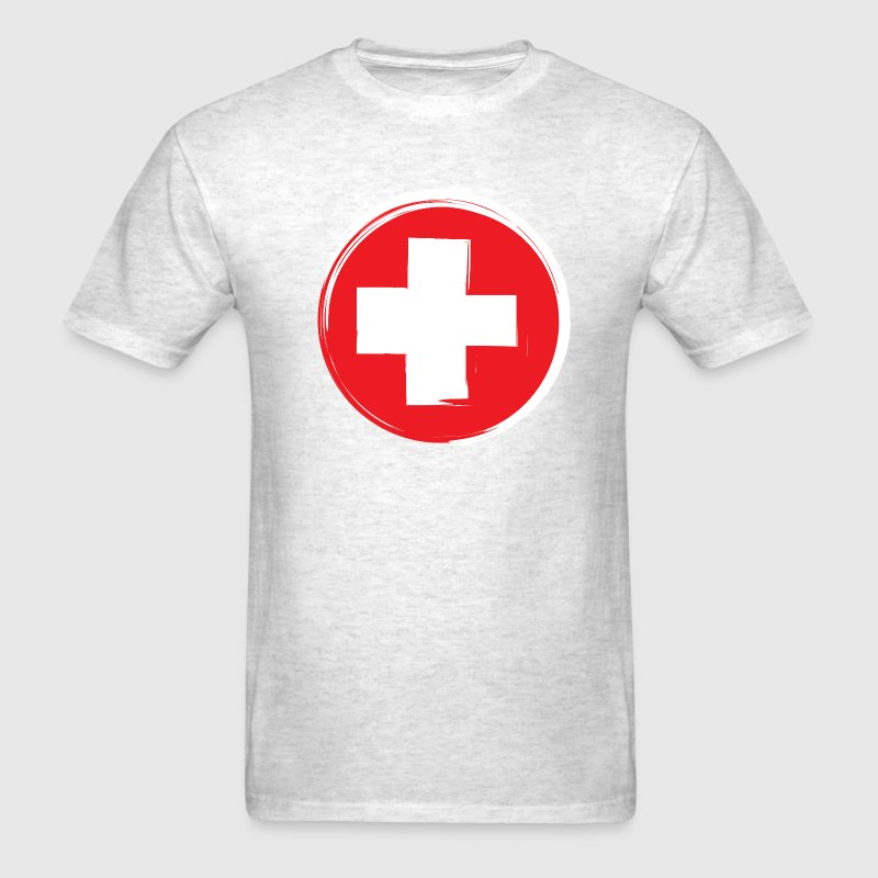 First Aid Symbol T-Shirts - Men's T-Shirt