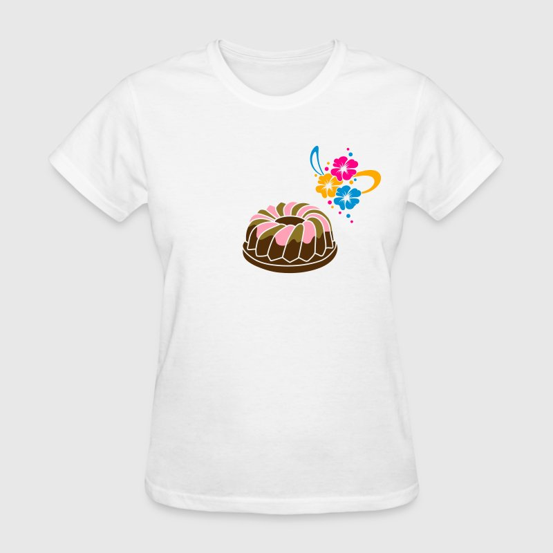 A ring cake with icing Women's T-Shirts - Women's T-Shirt