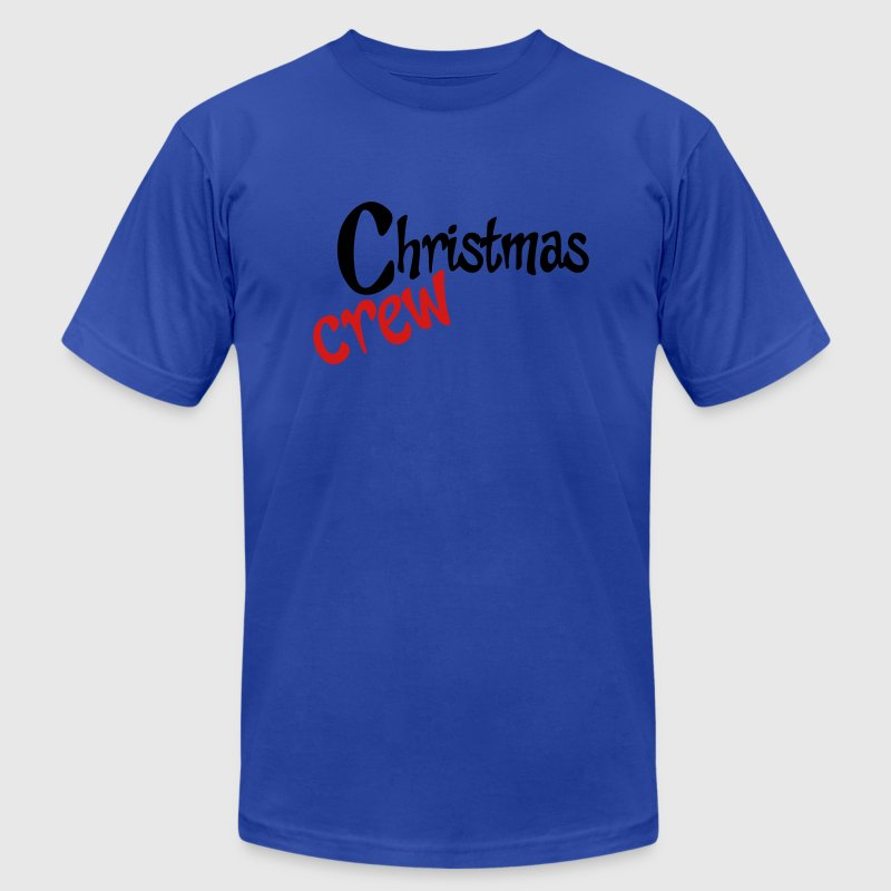christmas - Men's T-Shirt by American Apparel
