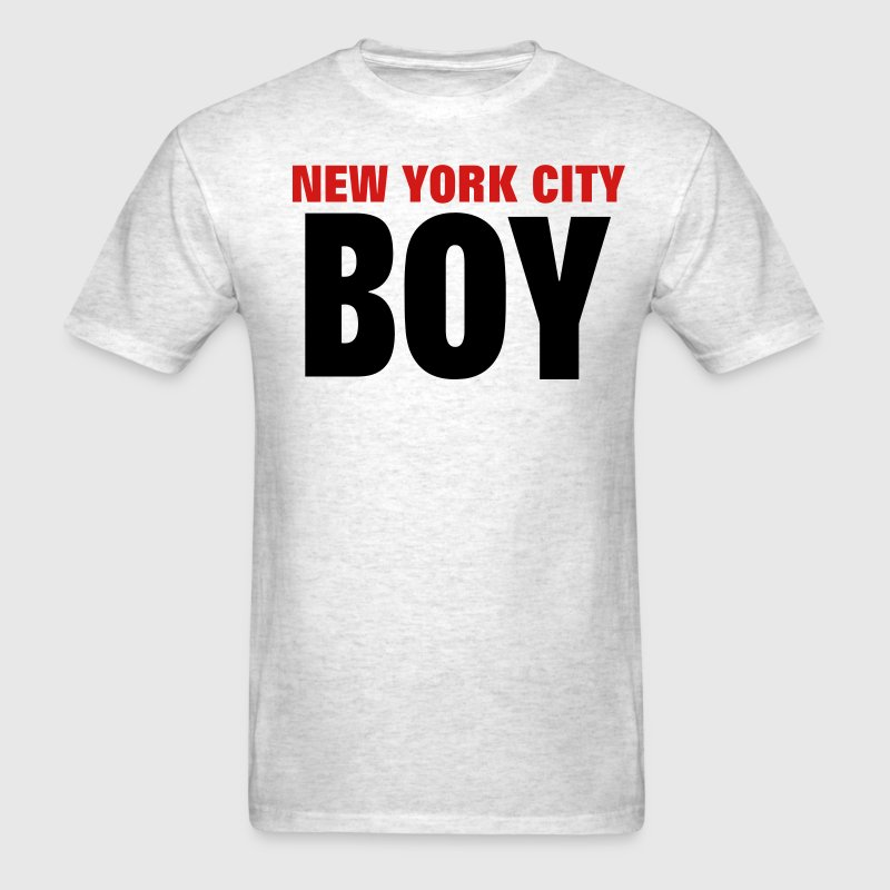 NEW YORK CITY BOY - Men's T-Shirt