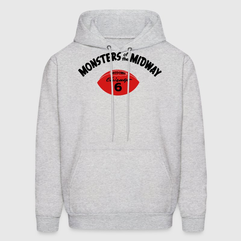 MONSTERS OF THE MIDWAY - Men's Hoodie