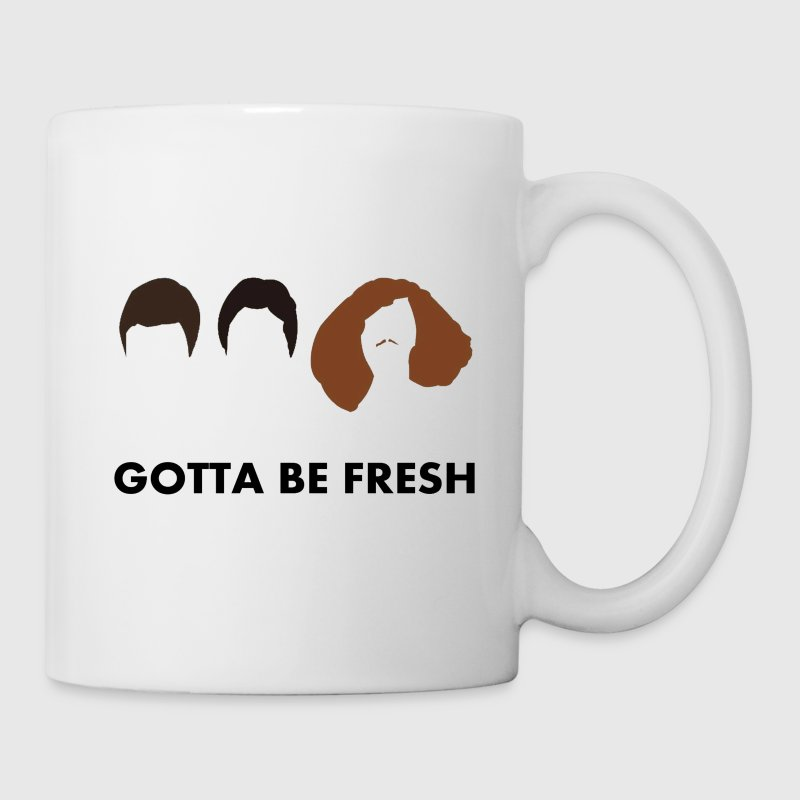 Gotta Be Fresh Accessories - Coffee/Tea Mug