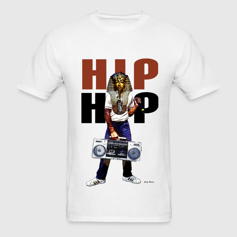 Hip Hop Pharoah - Men's T-Shirt
