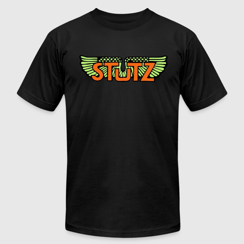 stutz T-Shirts - Men's T-Shirt by American Apparel