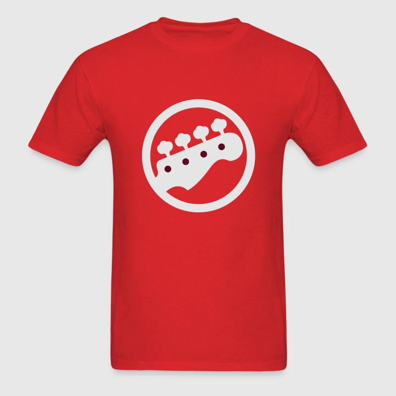 Scott Pilgrim Bass Rockband T-Shirt - Men's T-Shirt