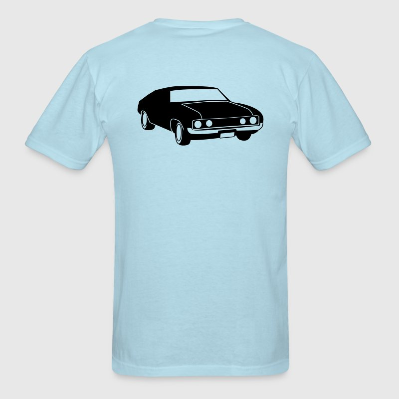old vintage ford or holden car T-Shirts - Men's T-Shirt