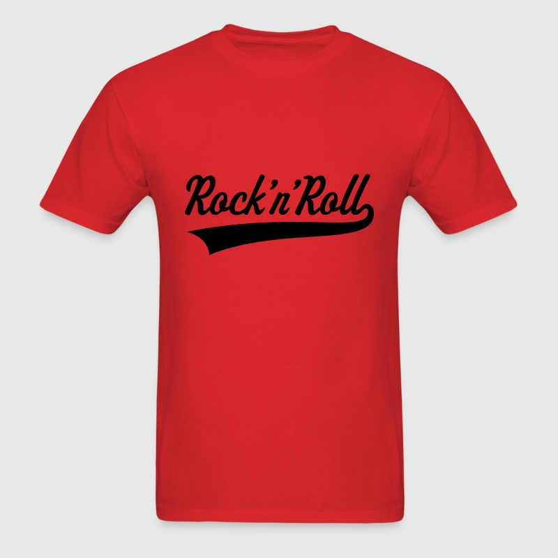 Rock 'n' Roll T-Shirts - Men's T-Shirt