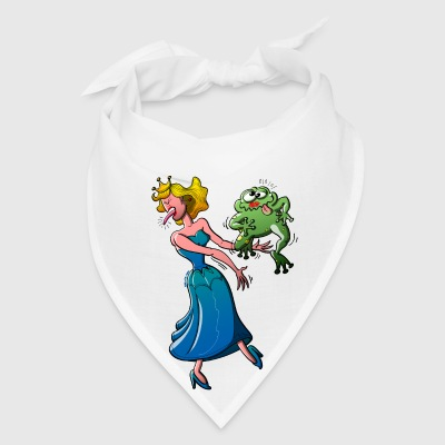 Disgusting Kiss for a Princess Accessories - Bandana