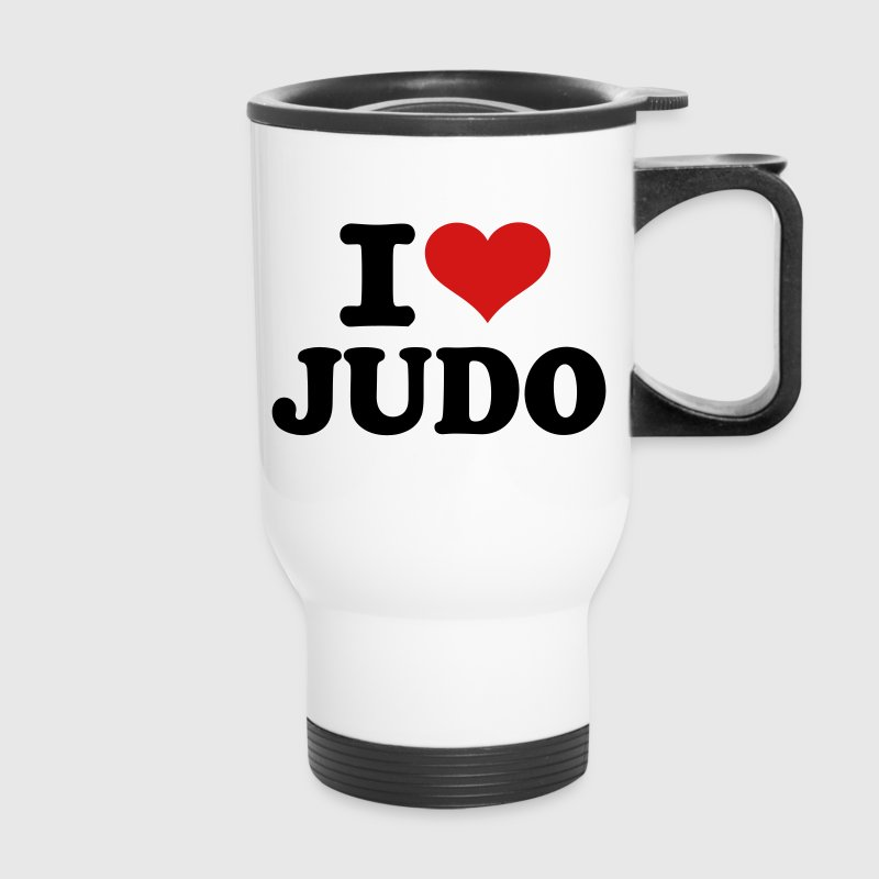 I love Judo Accessories - Travel Mug