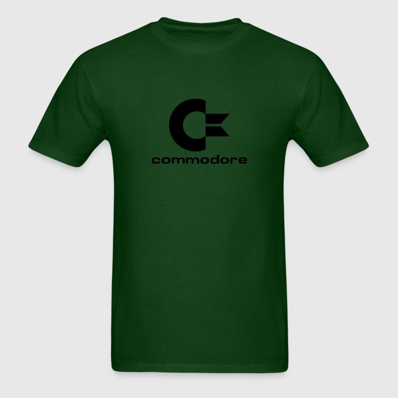 Commodore Men's Shirt - Men's T-Shirt