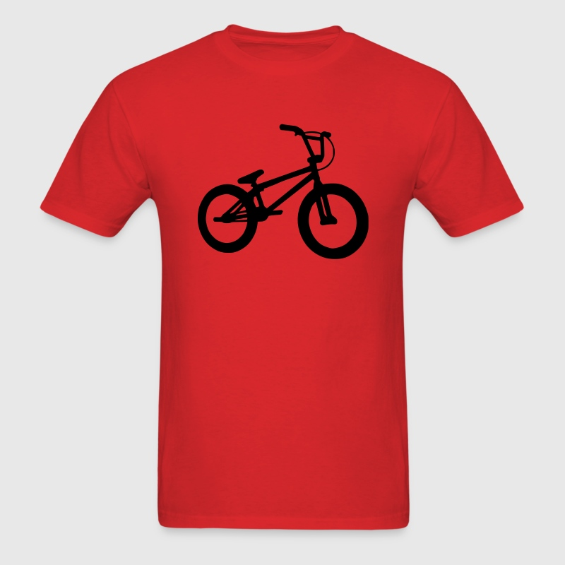 BMX Bike Men's T-shirt - Men's T-Shirt