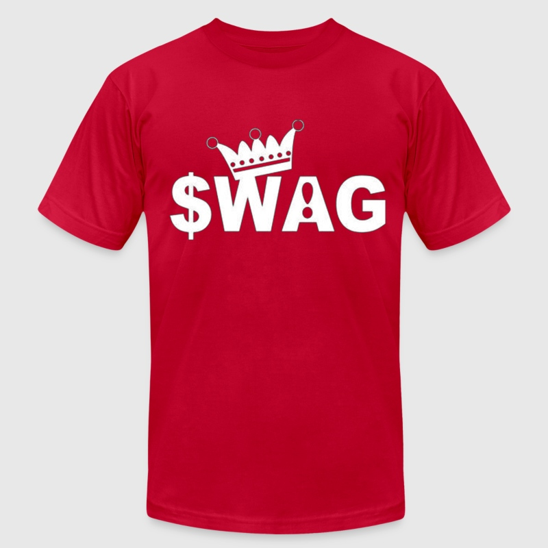 $wag king T-Shirts - Men's T-Shirt by American Apparel