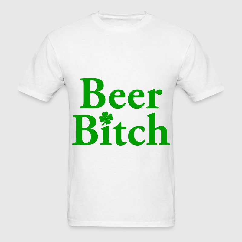 Beer Bitch T-Shirts - Men's T-Shirt