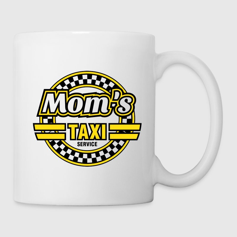 Mom's Taxi Service Accessories - Coffee/Tea Mug