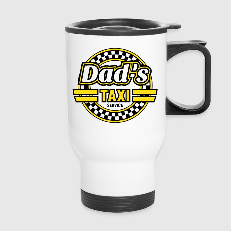 Dad's Taxi Service Accessories - Travel Mug