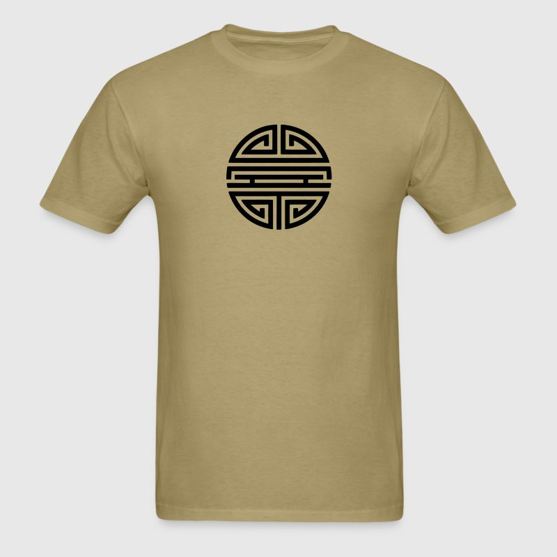 Shou, Chinese,good luck charm, symbol long life / T-Shirts - Men's T-Shirt