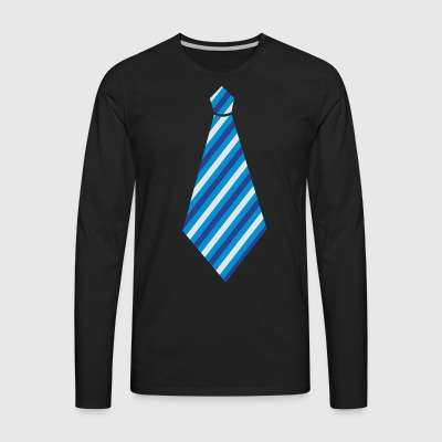 like a sir Hoodies - Men's Premium Long Sleeve T-Shirt